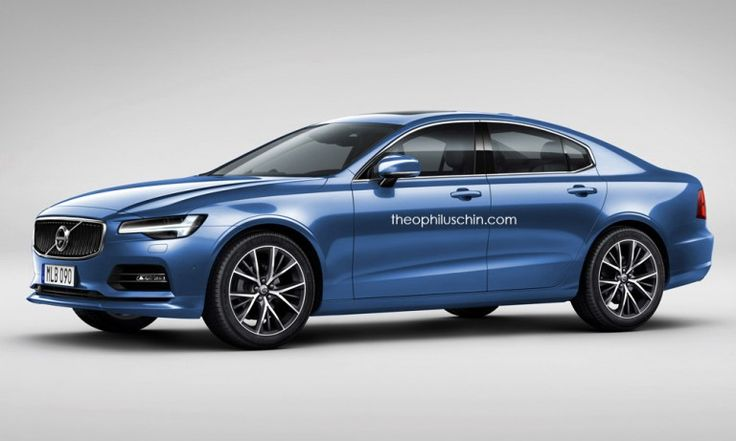Next generation #Volvo 60-Series could have pure-electric variant