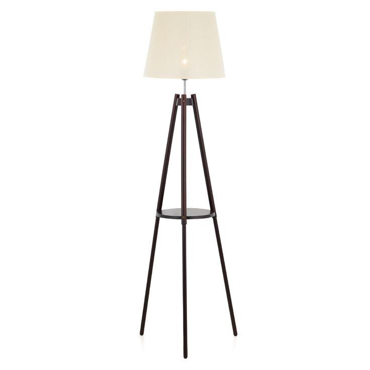 Mobexpert lampadar 1x60w e27 alb Lozano