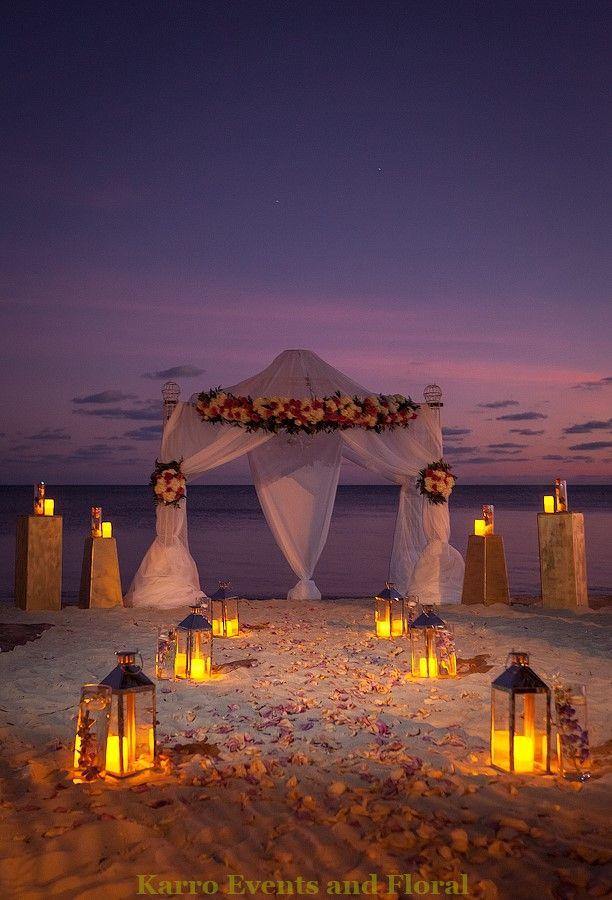 Wedding gazebo. Wedding arch. Key West wedding Florist. Karro Events and Floral