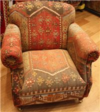 Kilim Furnitureu0027s Looks Glorious Whenever Placed In A Living Room, Study Or  Any Other Extremely