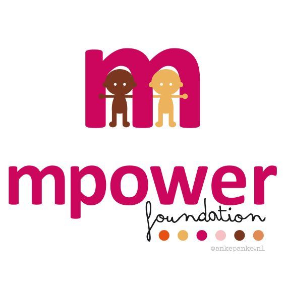 Logo & Icon design for MPower Foundation (charity) by http://ankepanke.nl
