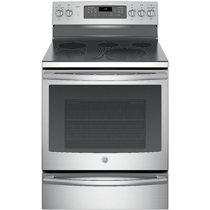 "GE Profile™ Series 30"" FreeStanding Electric Convection"