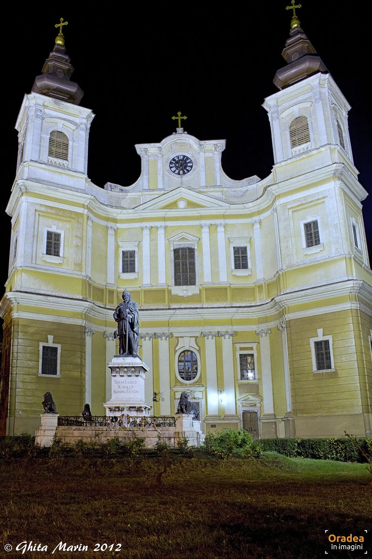 Bazilica Romano-Catolică | Oradea in imagini