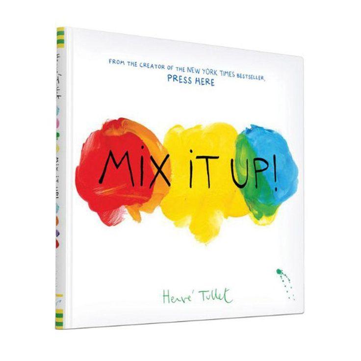 Interactive Children's Book Mix It Up!
