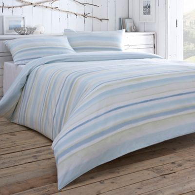 RJR.John Rocha Blue 'Skye' bed linen- at Debenhams.com
