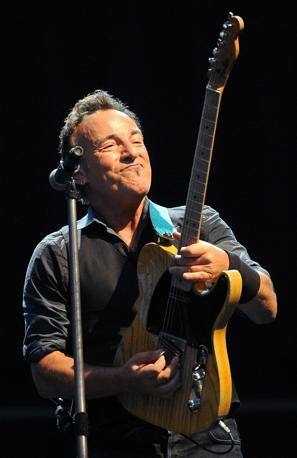 Bruce & the E Street Band played a marathon 33-song, 3h 40m set tonight in Milan