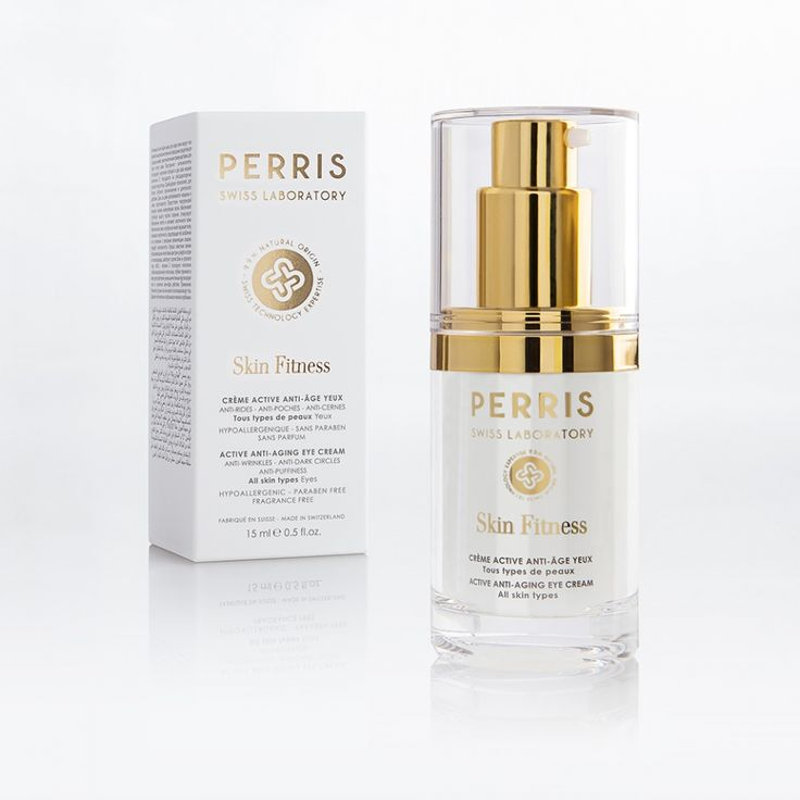 Rosina Perfumery  Revitalizing tired post-party festival eyes with the Active Anti-Aging Eye Cream by Skin Fitness