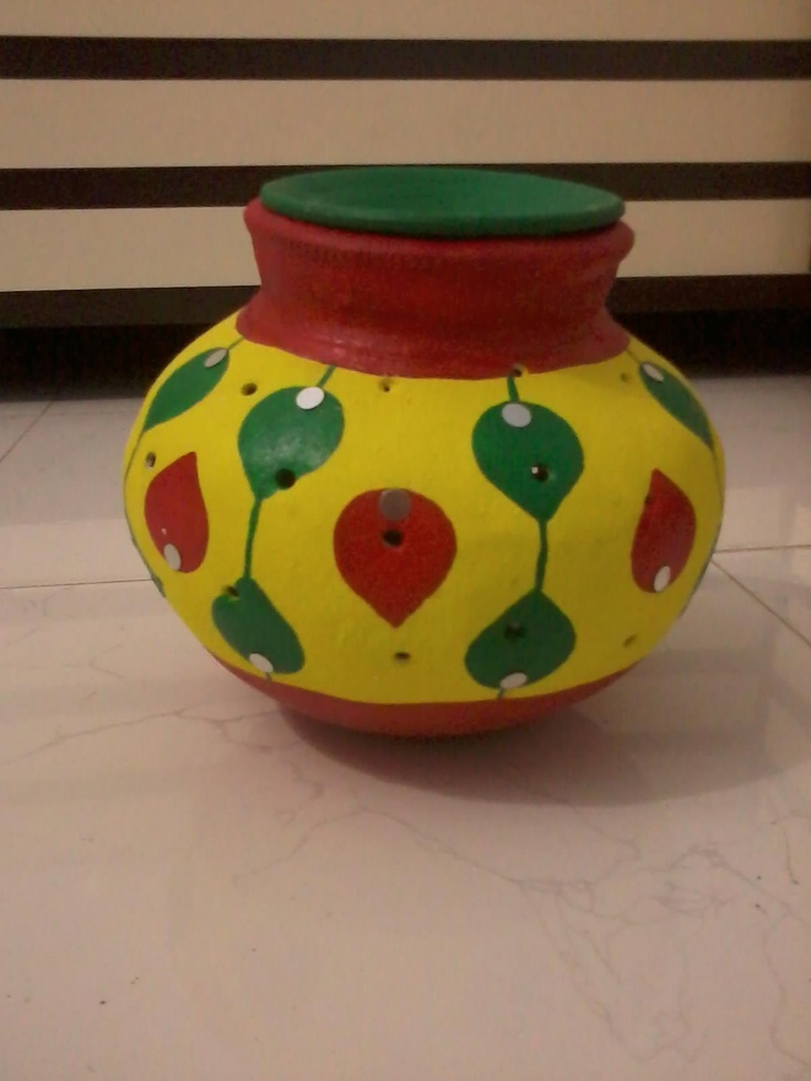 pongal pot painting designs the image kid has it. Black Bedroom Furniture Sets. Home Design Ideas