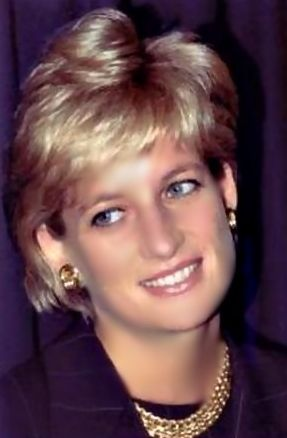 Princess Diana, my favorite person in the world.