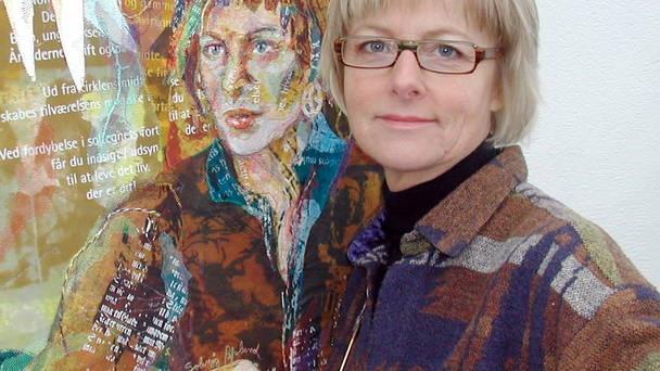 Den jysk-fynske tekstilkunstner Solvej Refslund
