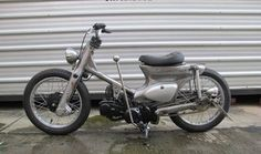 Custom Honda Cub by K-Speed