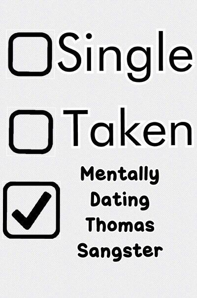 Mentally dating Thomas Sangster.