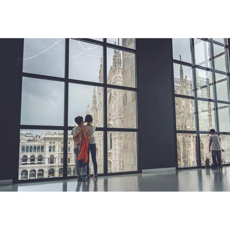 Viste spettacolari   #igersitalia #igerslombardia #igersmilano #vivomilano #italia365 #loves_milano #volgomilano #milanodavedere #postcardsofitaly #visitmilano #fotografoitaliano #shotaward #whatitalyis #huffpostgram #huntgram #huntagramitaly #liveauthentic #neverstopexploring #livefolk #passionpassport #finditloveit #welltravelled #summer4igers #ricordidestate2015 #museodelnovecento #architecture #maggiorerent #visualoflife #latergram by bice987