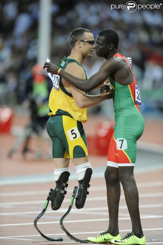 Olympian, athlete, world citizen, class act. Kirani James knows the meaning of sportsmanship.