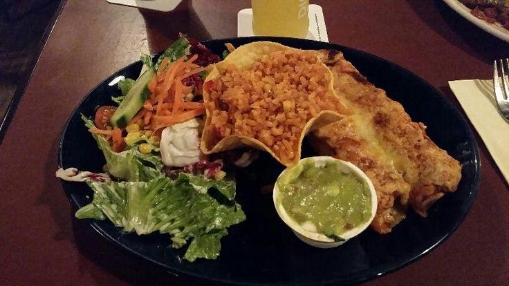 Enchiladas de pollo - Tacos in Bonn, Germany
