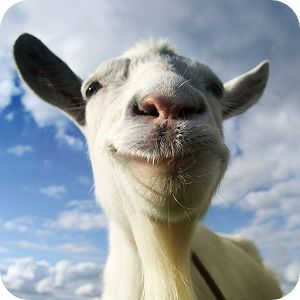 Finally Goat Simulator comes to Apple and Android!  Goat Simulator is the latest in goat simulation technology, bringing next-gen goat simulation to YOU. You no longer have to fantasize about being a goat, your dreams have finally come true!