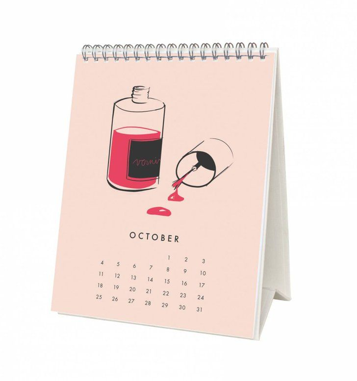 21 Unique Desk Calendars to Ring In 2015 (With images) | Desk calendars, Unique desk calendar ...