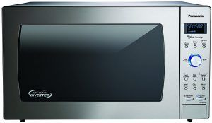 Panasonic NN-SD975S Countertop Built In Cyclonic Wave Microwave