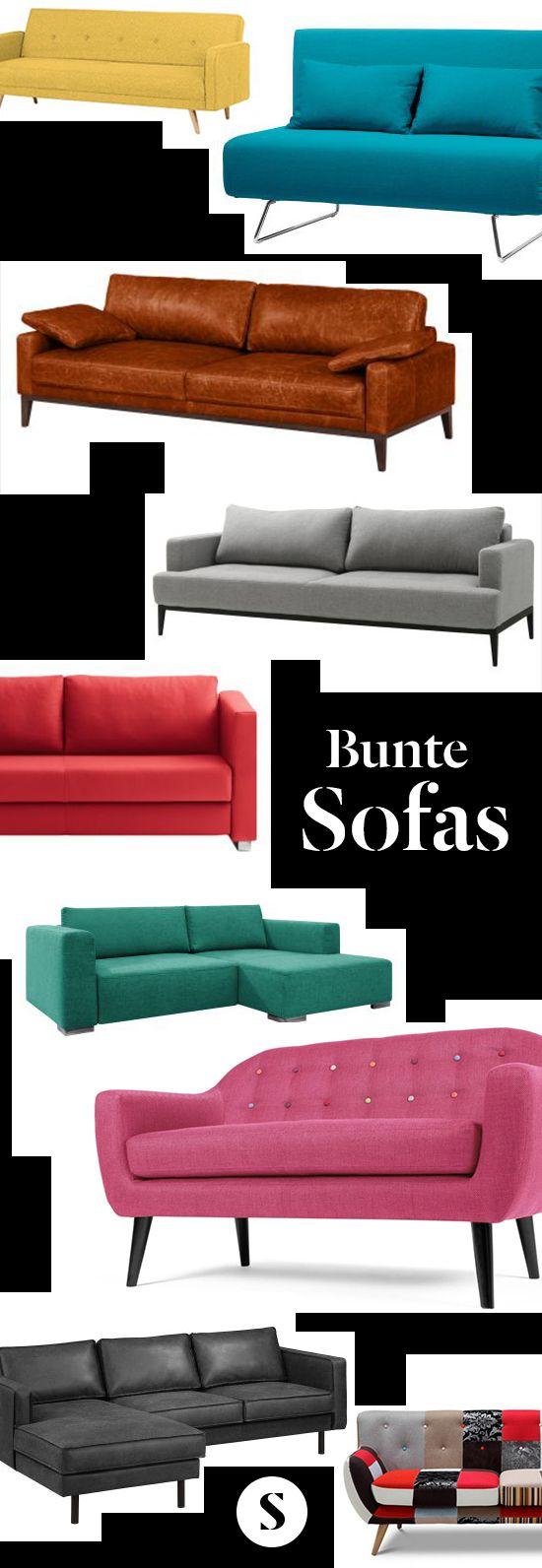 Einfaches hausdesign 2018 insel im alltag die besten bunten sofas   tipps für den sofakauf