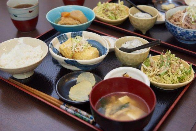 a Tofu restaurant called Futaba
