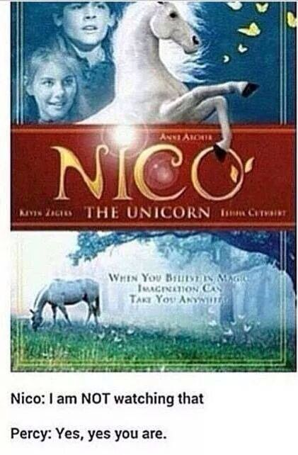 ITS ON NETFLIX FOR FREE I MUST WATCH IT AND SOULY IMAGINE NICO!!!!!