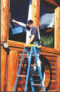 Info on starting your own post-construction cleaning business, cleaning only one sizable house a week can gross you $2000 per month.