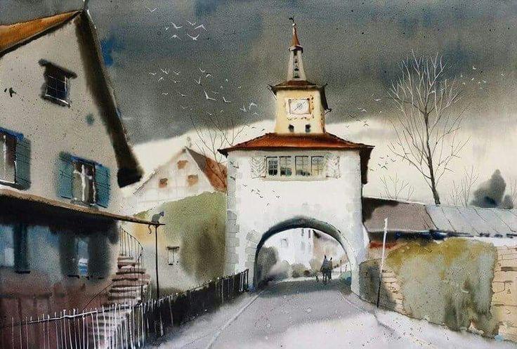 Miguel Linares - Town
