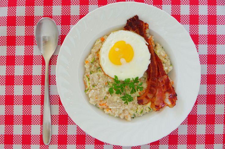 {Food} Pikantes Porridge – GO GREEN EAT CLEAN