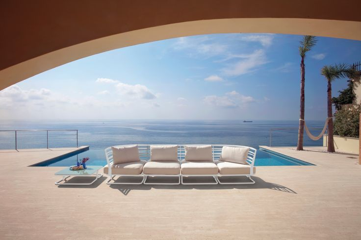 MARCEL sofá, diseño Chiaramonte  Marin