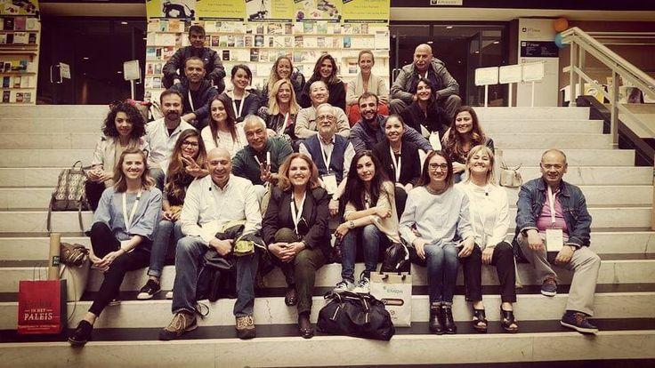 #EMDR Europe Conference Turkish Crew #EmreKonuk