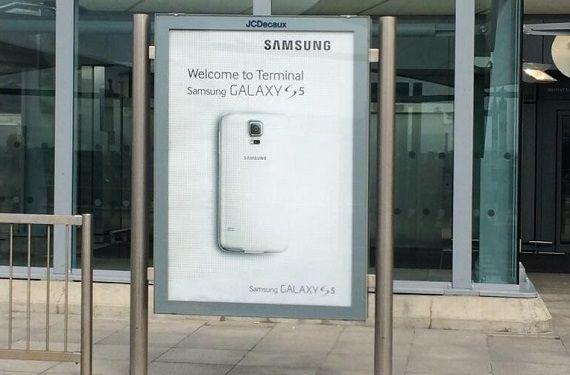 Finalmente no podremos aterrizar en la Terminal Samsung Galaxy S5