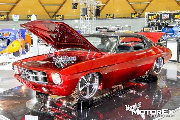 1972  Holden HQ Monaro              Karen & Tom Keves
