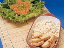 Patê de Frango com Pimentão