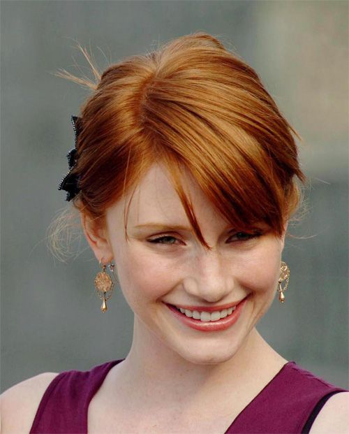 hair styles red 25 best ideas about brice dallas howard on 7802 | e2d9df4744e92d5a06b7802e98582f68 bryce dallas howard redhead girl