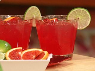 John's Blood Orange Margarita | Rachael Ray Show