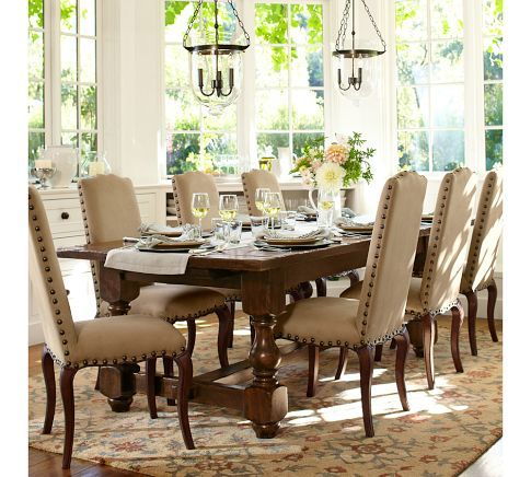 1000 images about dining on pinterest ethan allen pottery barn and dining tables. Black Bedroom Furniture Sets. Home Design Ideas
