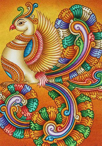 1341 Best Kerala Murals Images On Pinterest Ganesh