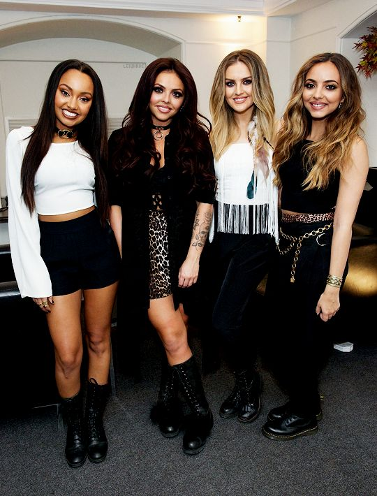 Gorgeous Girls! Love them such an inspiration to girls all over!@xLittleJadeMix @perrieofficialx