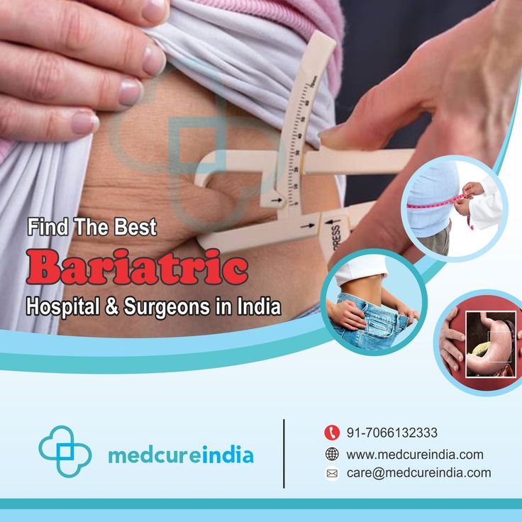 Weight Loss Treatment & Surgery - cover