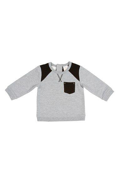KARDASHIAN KIDS Sweatshirt (Baby Boys) available at #Nordstrom