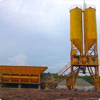Concrete Batching Plant | BUKAKA - Road Construction Equipment | www.rce-bukaka.com