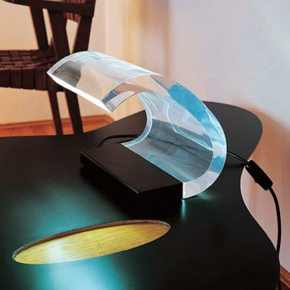 Oluce - Lampade da Tavolo : Colombo - 281
