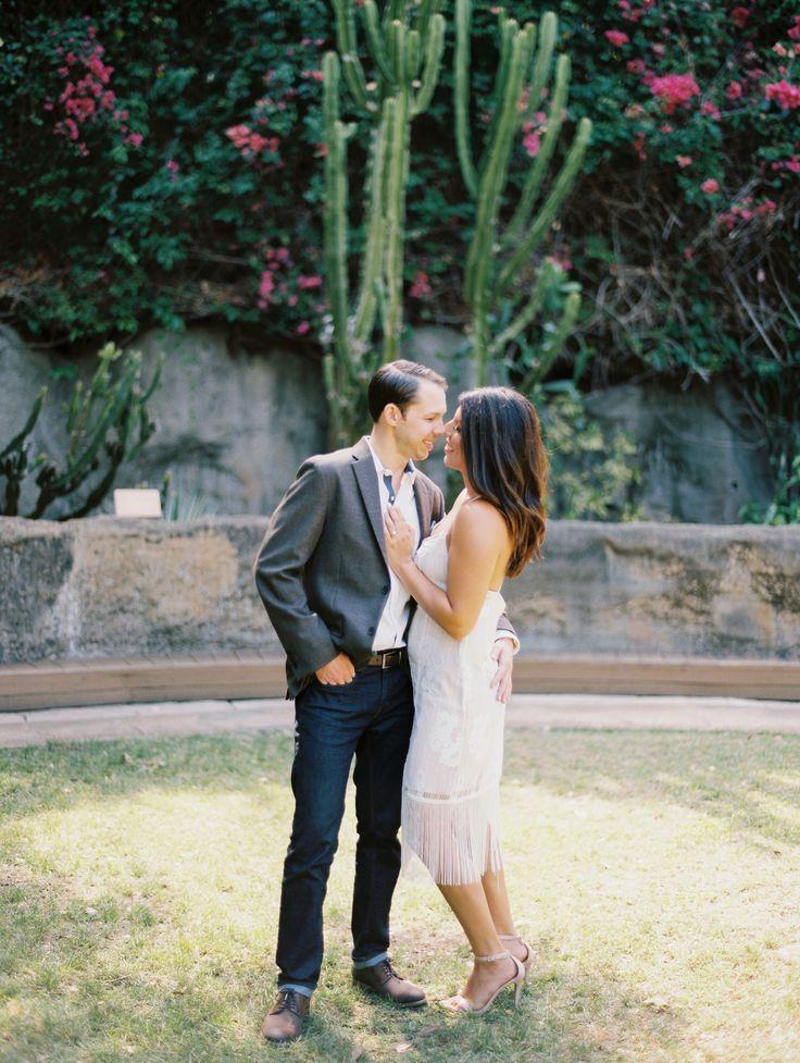 Tampa wedding Photographer sunken gardens engagement pictures