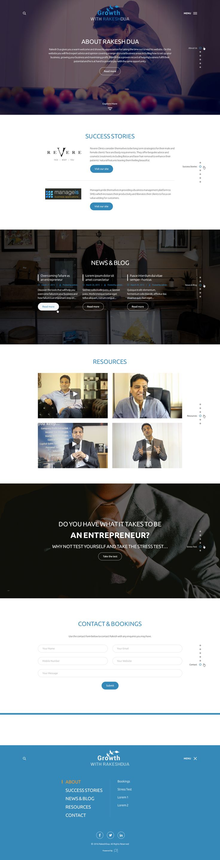 18 best website design images on pinterest | website designs