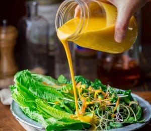 Hibachi restaurant salad dressing at home