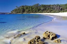 Jervis Bay, halfway between Sydney and Eden, NSW Australia