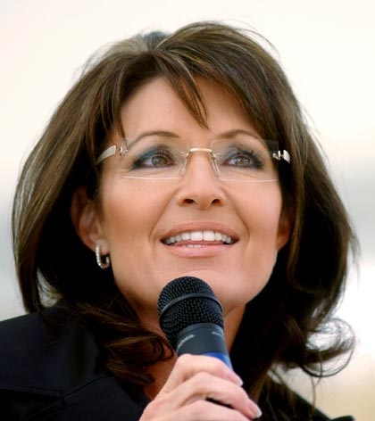 Sarah Palin. I admire this lady because she stands for conservative values and she continues to cheerfully move forward and be influential despite the media's concentrated ridicule.