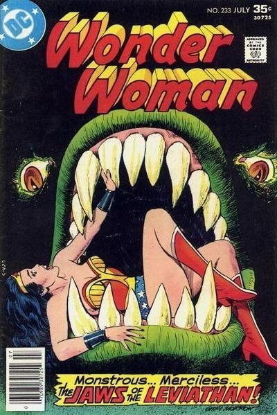 Wonder Woman #233 DC Comics