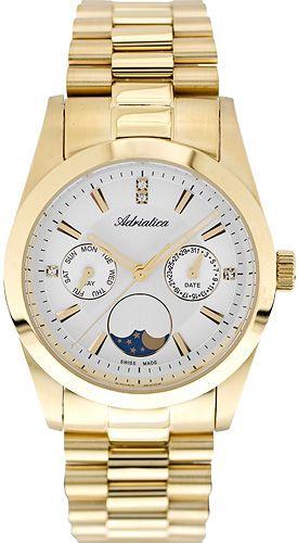Zegarek damski Adriatica A3802.1193QF - sklep internetowy www.zegarek.net