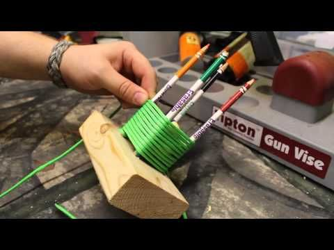 Paracordist's How to Tie a Monkey's Fist knot, large 8-pass, paracord, made easy w/ jig! - YouTube